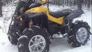 9. Can-am Renegade 800xXC