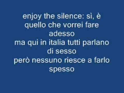 , title : 'Fabri Fibra - Speak English (lyrics)'