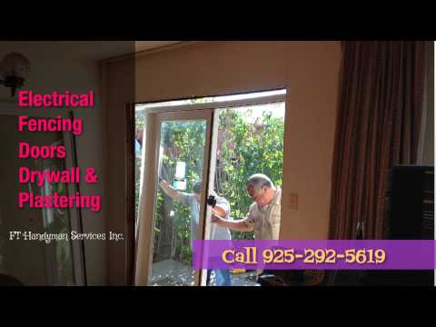 Need Dependable Handyman in Livermore CA | Home Repair 925-292-5619