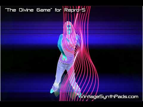 """The Divine Game"" for U-he Repro 5"