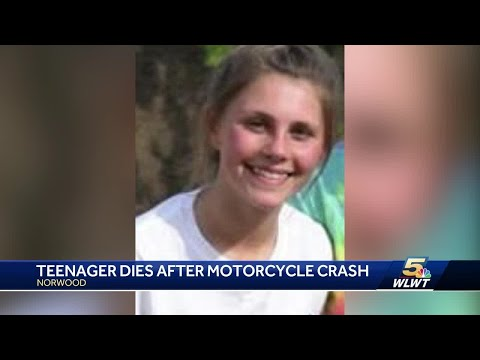 Teen dies days after motorcycle crash