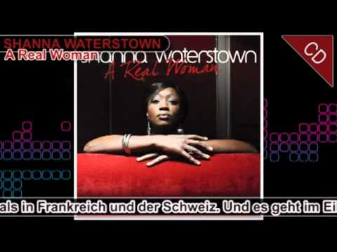 A Real Woman - Shanna Waterstown