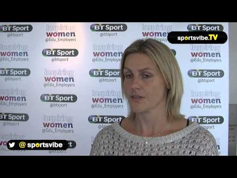 Kelly Smith Interview - Stephanie Roche's Goal And The Inspiring Women Campaign