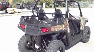 2. 2012 Polaris RZR 800  Polaris Pursuit Camo