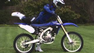 3. Yamaha YZ450F
