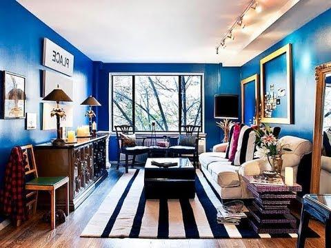 Modern Room Color Trends 2018 U2013 2019: Best Wall Paint Color Schemes