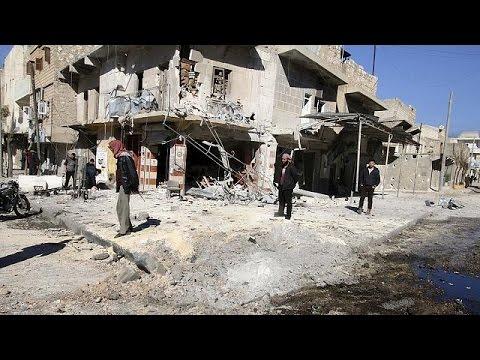 Διπλωματικά «καρφιά» για την Συρία στο Συμβούλιο Ασφαλείας του ΟΗΕ