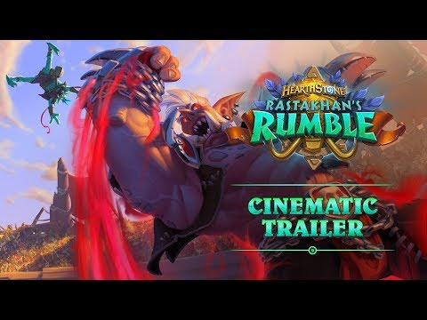 Rastakhan's Rumble Cinematic