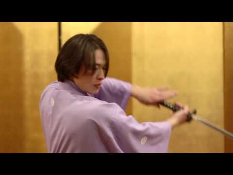 Hyouka Konno Sword Plays Demonstration Short Ver.