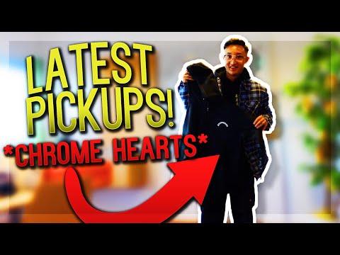 Chrome Hearts HAUL?!? * Latest pick up * streetwear