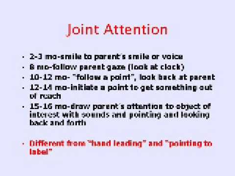 Autism – Joint Attention (Social Skills)