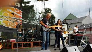 Video No Limit - Carlos Santana - Hanácké Woodstock 2016