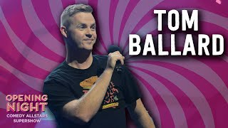 Tom Ballard The World Keeps Happening