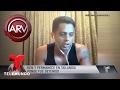 Ken-Y no pudo salir de Tailandia por algo en su equipaje | Al Rojo Vivo | Telemundo