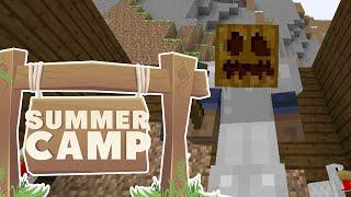 Minecraft | SUMMER CAMP! - BIG DISCOVERY! [7]