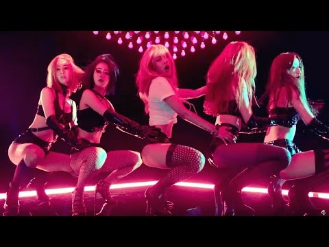 [TOP 22] SEXIEST K-POP MUSIC VIDEOS - 2015! (Female Version)