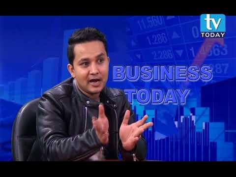 (Prasanna Gautam, Managing Director, Caliber...  23 minutes.)