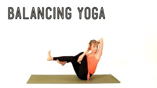 Video Balancing Yoga Routine: Equipoise (intermediate level) MP3, 3GP, MP4, WEBM, AVI, FLV Maret 2018