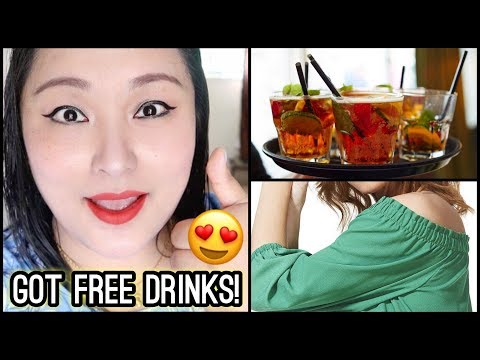 (Free Mocktails in A Hot Day |...11 min)