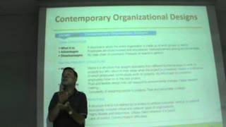 Principles Of Management - Lecture 19