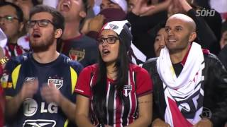 Melhores Momentos São Paulo 1 x 0 Atlético MG Libertadores 11/05/2016 Globo HD