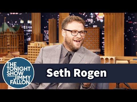 Seth Rogen Has Been Working on Sausage Party for 10 Years