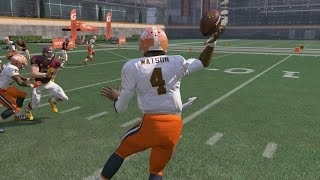 Can I Recreate Deshaun Watson's Game Winning TD Pass to Beat Alabama in the BCS Championship!?