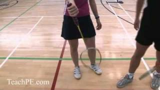 Thumb Grip - Backhand