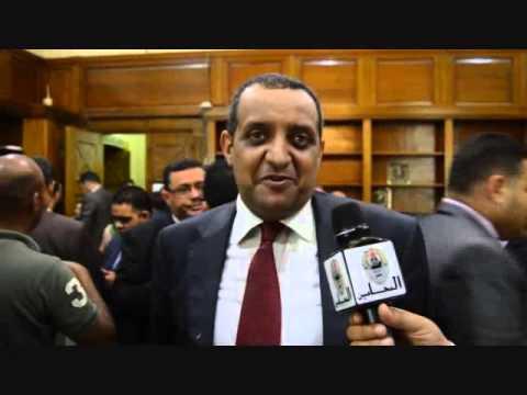 صفوت عبدالحميد : يوجه الدعوى الى جيع المحامين لحضور مؤتمر بورسعيد