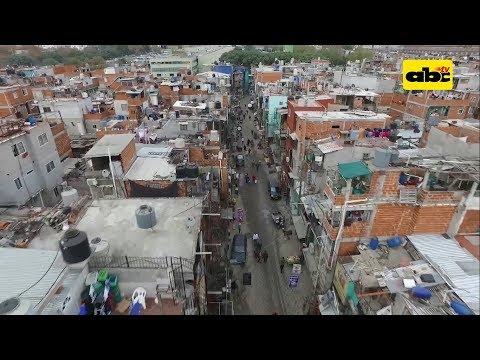 Proyecto de urbanización de la Villa 31