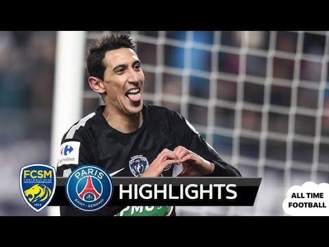 PARIS SG VS SOCHAUX 4-1 • HD • 2018 • HIGHLIGHTS & GOALS