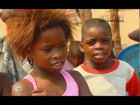 Angolan latent war against apartheid, English subtitles (видео)