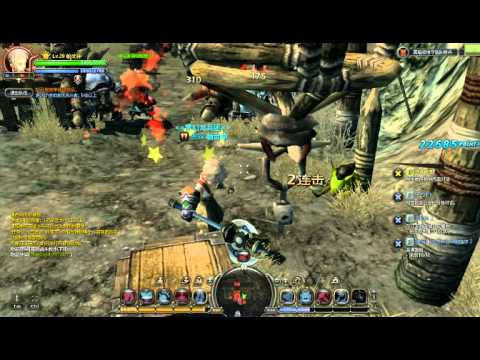 dragon nest mercenary gameplay dragon nest 2nd job skills classes