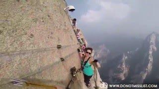 Dealiest Hike In The World