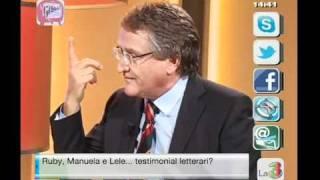 Intervista di Selvaggia Lucarelli a Marra