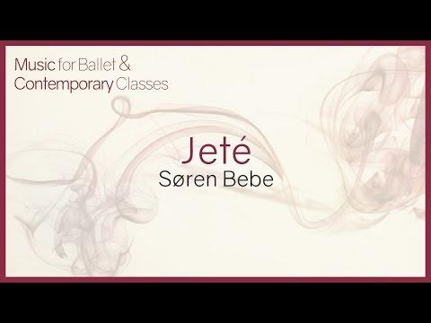 Music for Ballet Class. Jeté