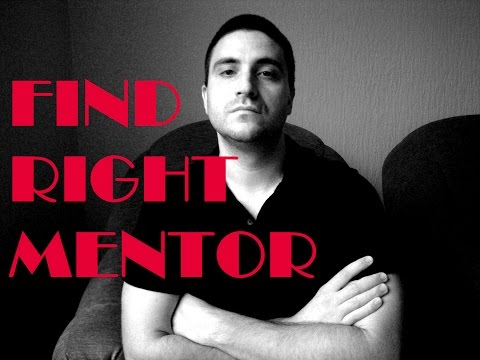 HOW To Find Right MENTOR | Internet Marketing & Personal Development