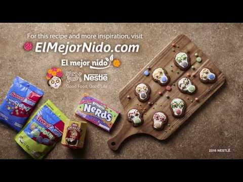 Nestlé Recipe Series: Day Of The Dead/ Día de los Muertos