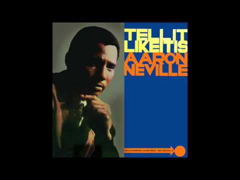 Tell It Like It Is | Stereo | Aaron Neville