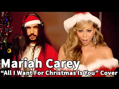 Mariah Carey – All I Want For Christmas Is You | Ten Second Songs 20 Style Christmas Cover