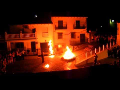 Hexenverbrennung | Johannisnacht Alcalá la Real (la quema de la bruja)