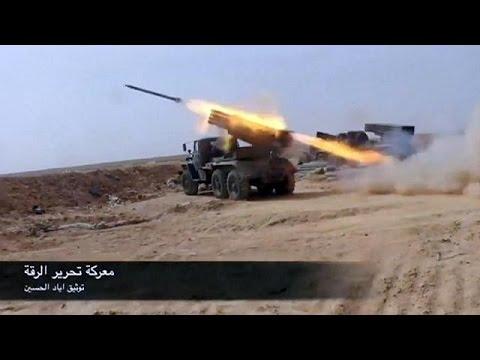 Συρία: Ο στρατός πολιορκεί το κεντρικό προπύργιο των τζιχαντιστών