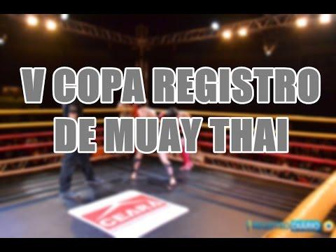 Melhores momentos V Copa Registro de Muay Thai