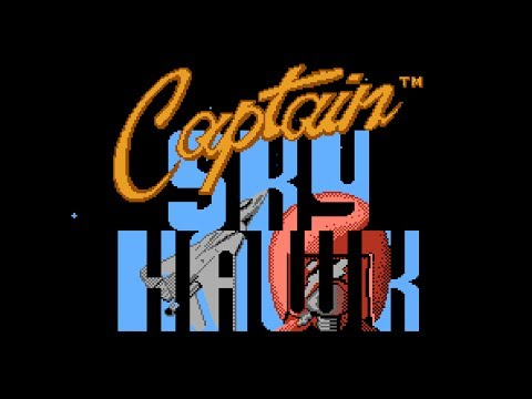 captain skyhawk nes price