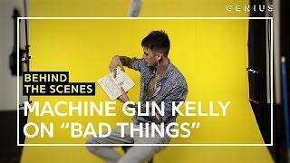Machine Gun Kelly Breaks Down Writing