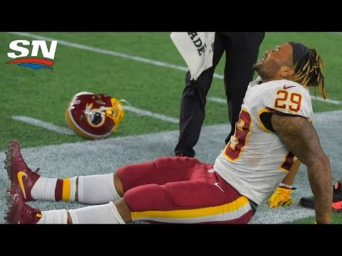 Pre-season Week 1: Derrius Guice Tears ACL, QB Baker Mayfield and  Shaquem Griffin Shine and More!