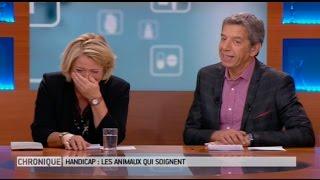 Video Fou rire général lors de la chronique de Philippe Croizon dans le Magazine de la santé MP3, 3GP, MP4, WEBM, AVI, FLV Agustus 2017