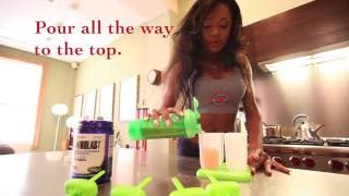 Hi guys I have decided to start sharing with you guys some of my low calorie snacks and meals that can satisfy your cravings. You can also enjoy a snack without feeling so guilty afterwards.        Today I am going to give you a run through of how to make  basic BCAA popsicles. We all know the important role BCAAs play in our system  before, during or after a workout which help improve your exercise performance and endurance in addition to helping in muscle recovery... specially if you live an active lifestyle.I hope you enjoy this tutorial, if you have any questions, just contact me on any of these social platforms below.EMAIL: MarieBFit@gmail.comhttp://www.instagram.com/Haitianbeauty25http://www.twitter.com.MarieBlanchardhttp://www.Facebook.com/MarieBlanchar...SNAPCHAT: MARIEBFIT