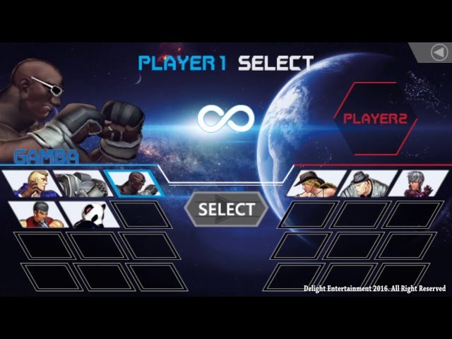 Видео к игре Infinite Fighter - Fighting game