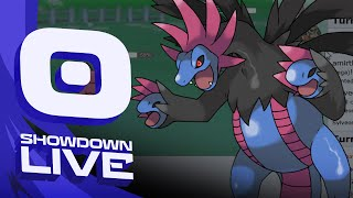 Hydreigon Suspect Laddering #1 - Pokemon OR/AS! UU Showdown Live w/ PokeaimMD by PokeaimMD
